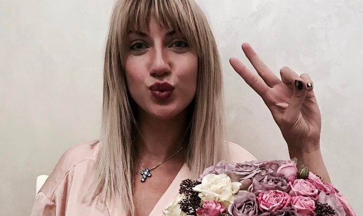 Неймовірна Леді «Ле»: Леся Нікітюк здивувала шанувальників дивними фото
