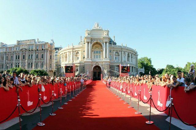 В Одесі стартував 9-й міжнародний кінофестиваль: перші зіркові гості