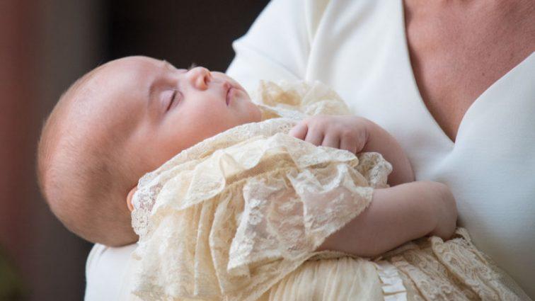 Королівське торжество: Кейт Міддлтон і принц Вільям хрестили сина