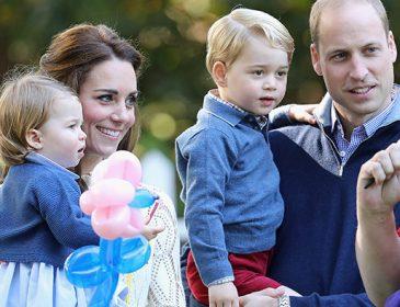 Принцу Джорджу виповнилося п'ять років. Нове фото маленького принца