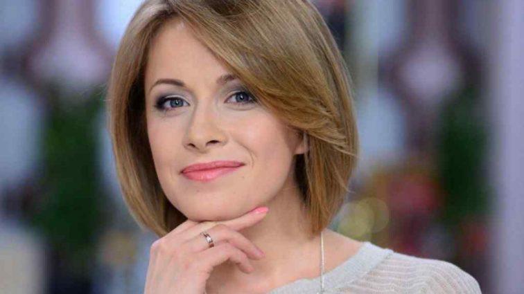 Олена Кравець з`явилась на шоу «Ліга Сміху» у сукні за вісім тисяч гривень