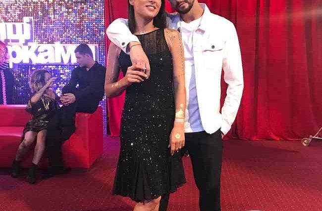 Злата Огневич поділилася враженнями від першого виступу на шоу «Танці зі зірками»