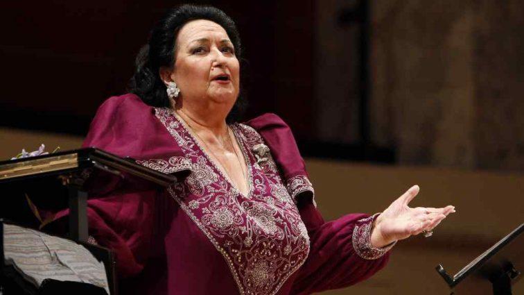Легендарна оперна діва Монсеррат Кабальє госпіталізована в Барселоні