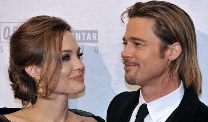 «Це успіх»: Бред Пітт і Анджеліна Джолі зустрілися на таємному побаченні