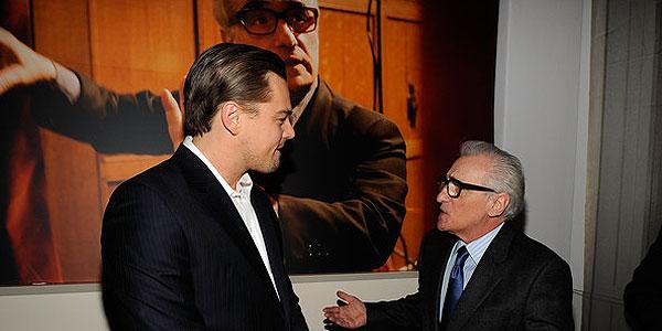 «Я шалено радий возз'єднатися»: Ді Капріо та Скорсезе знову разом