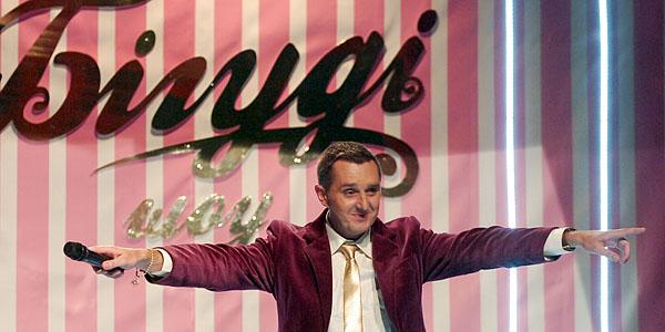 Відомий шоумен Дядя Жора виступив на кастингу «Х-фактор»