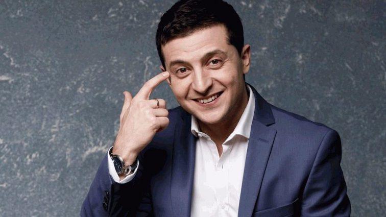Не президентом єдиним: Володимир Зеленський подався в музиканти