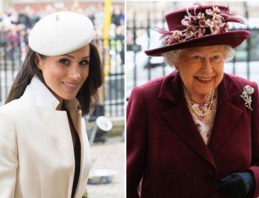 «Дискримінація?»: Меган Маркл не пустили на балкончик до Єлизавети II під час заходу