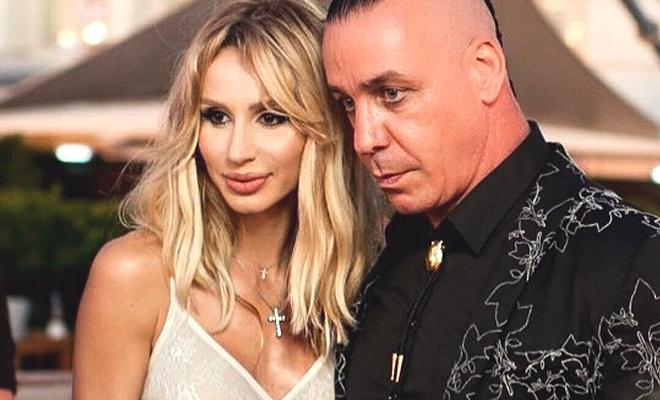 Лідер гурту Rammstein Тілль Ліндеманн висловився стосовно «особливих» відносин з Лободою