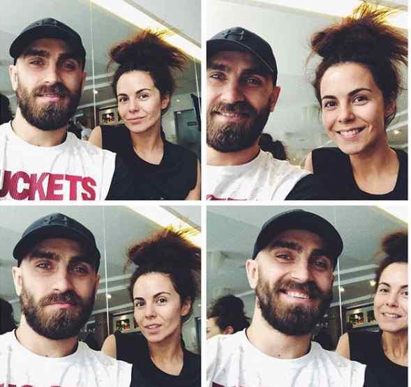 «Без макіяжу і без Потапа»: Настя Каменських приголомшила фото у компанії бородатого красеня