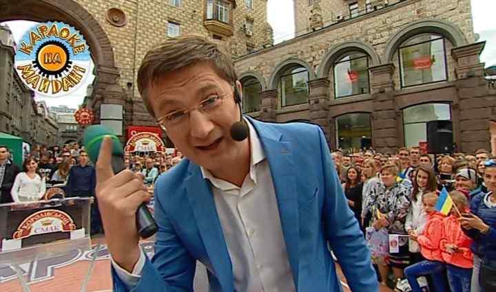 20 років на ТБ: легендарне шоу «Караоке на Майдані» закривають