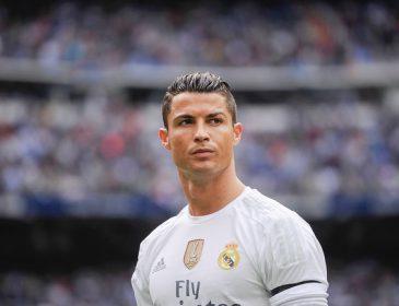 Найвідоміший футбольний красунчик Кріштіану Роналду отримає два роки умовно