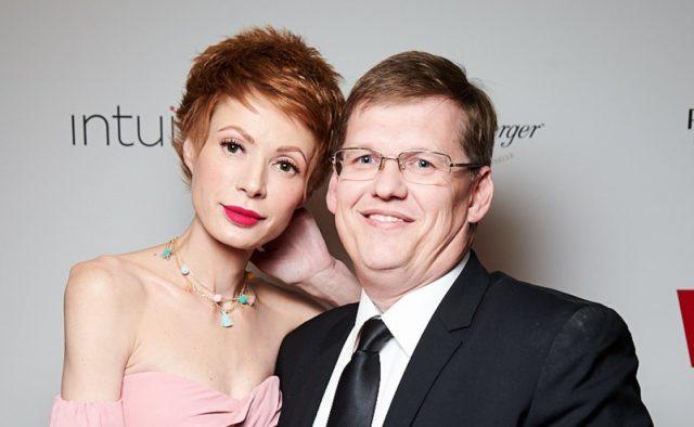 Роман року: телеведуча Олена-Христина Лебідь показала, як розважається з віце-прем'єром