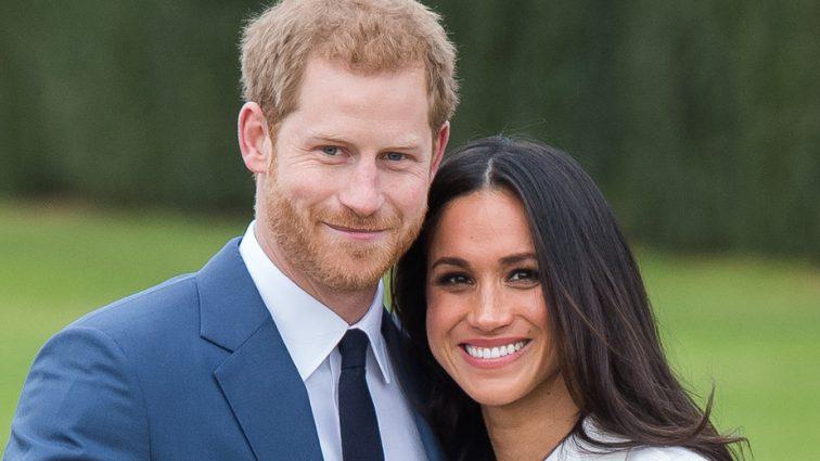 «Герцог і герцогиня Сассекські раді представити»: у Мережі з'явилося рідкісне фото з закритої вечірки принца Гаррі і Меган Маркл