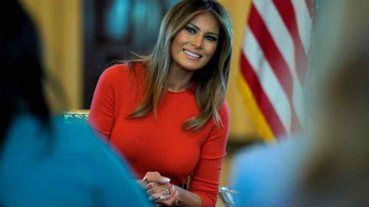 Справжня перша леді: після тривалої відсутності Меланія Трамп опублікувала стильне фото