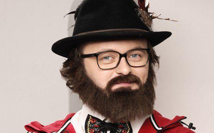 Дзідзьо показав фанатам своє фото без бороди
