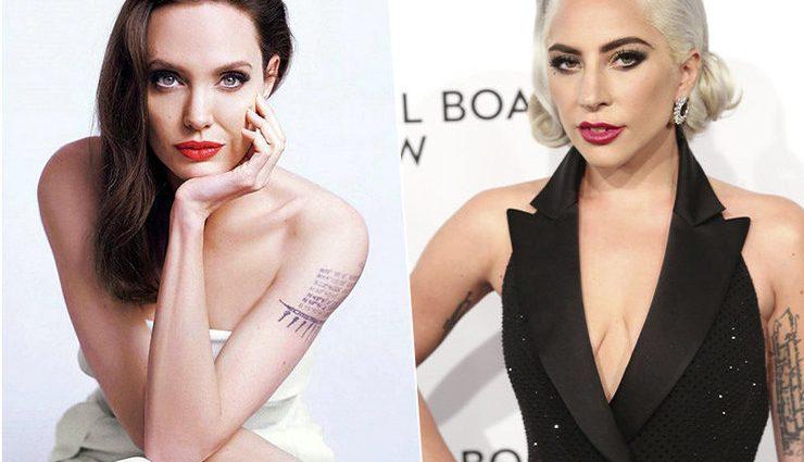 «Суперництво зайшло далеко»: Анджеліна Джолі та Леді Гага посварились через нову роль