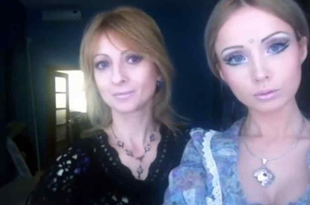 «Ось що означає — гени»: Одеська Барбі вперше показала свою маму