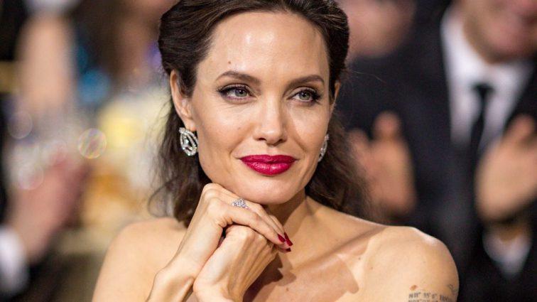 Анджеліну Джолі «зловили» на побаченні з новим обранцем: хто ж він?