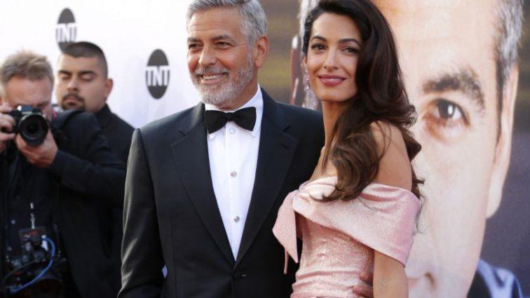 Розлучення не буде: Джордж та Амаль Клуні вийшли разом в світ