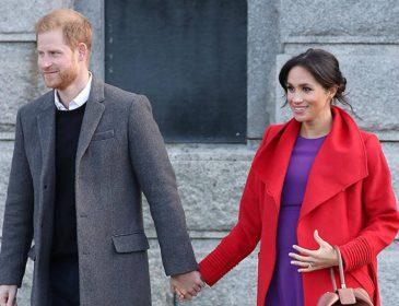 Таємницю розкрили: стало відомо, як назвуть майбутню дитину принца Гаррі і Меган Маркл