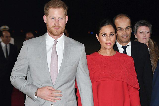 Принцу Гаррі та вагітній Меган Маркл загрожує смертельна небезпека в бунтуючому Марокко