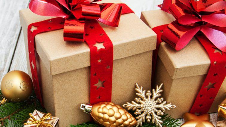 Что подарить друзьям на Новый год?