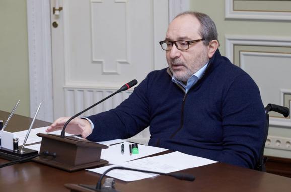 Харківська мерія заперечує повідомлення про Кернеса у комі